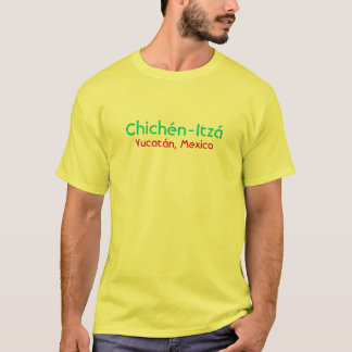 Chichen-Itza T-Shirt