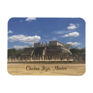 Chichen Itza Temple of the Warriors #4 Magnet