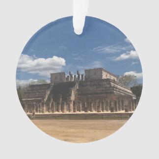 Chichen Itza Temple of the Warriors Ornament
