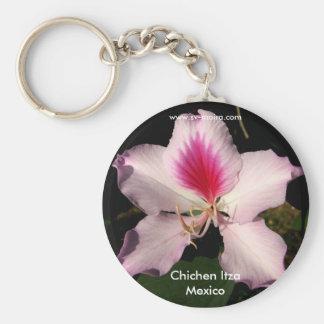 Chichen Itza, Yucatan, Mexico Keychain