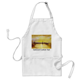 Chichester Canal Adult Apron