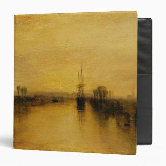 Chichester Canal, c.1829 Binder
