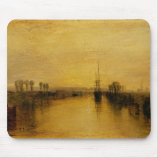 Chichester Canal, c.1829 Mouse Pad