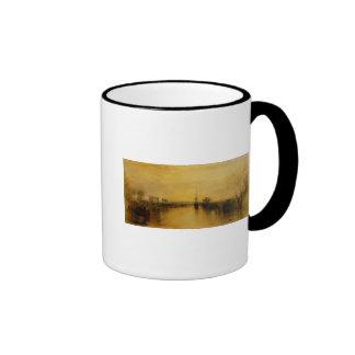 Chichester Canal, c.1829 Ringer Mug