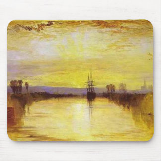 Chichester Canal Mouse Pad