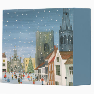 Chichester Cathedral A Snow Scene Binder