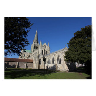 Chichester Cathedral card