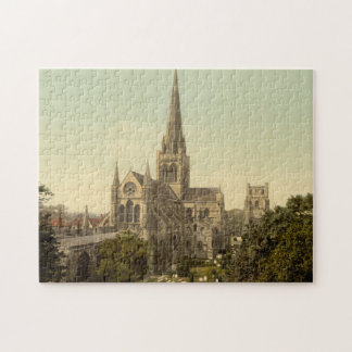 Chichester Cathedral, Sussex, England Jigsaw Puzzle