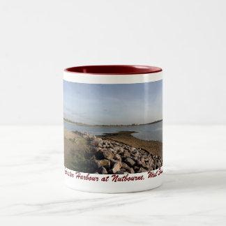 Chichester Harbour at Nutbourne mug