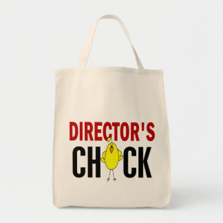 Chick 1 de director bolsa lienzo