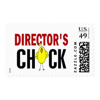 Chick 1 de director sello