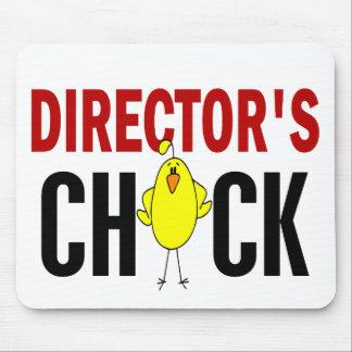 Chick 1 de director alfombrillas de ratones