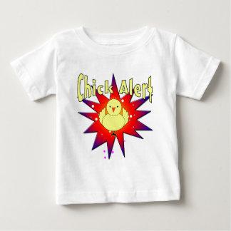 Chick Alert Baby T-Shirt