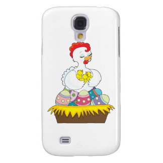 Chick and Eggs Galaxy S4 Case