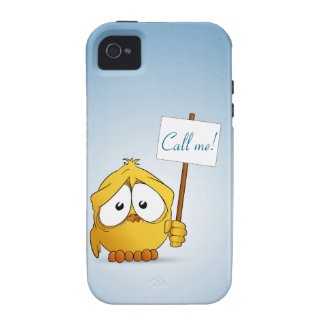 Chick and signboard Case-Mate iPhone 4 cover