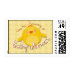 CHICK BABY SHOWER - postage