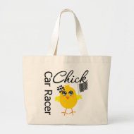 Chick Car Racer bag