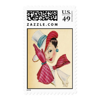 Chick Chic Stamps