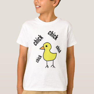chick chick chik pollitos T-Shirt
