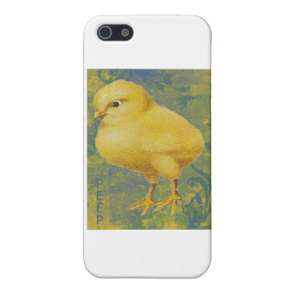 Chick Chicken Peep iPhone SE/5/5s Cover