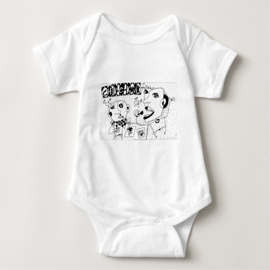 Chick-E-Quick Baby Bodysuit