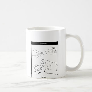 Chick flick... coffee mug