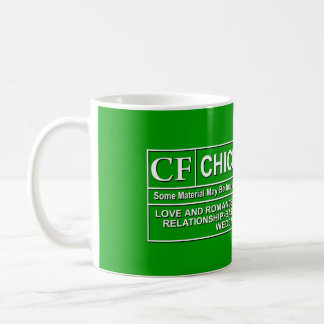 Chick Flick Coffee Mug
