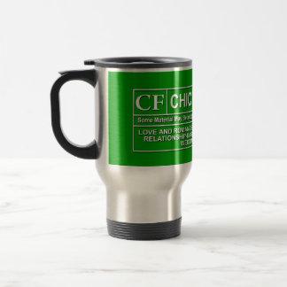 Chick Flick Travel Mug