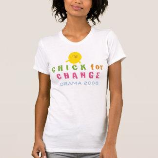 Chick for Change Tshirt