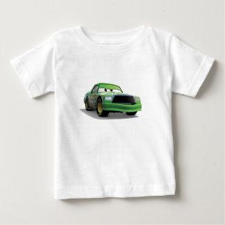Chick Hicks Green Race Car Disney Baby T-Shirt
