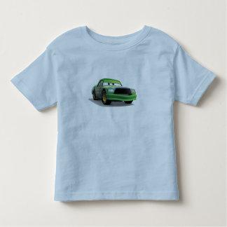 Chick Hicks Green Race Car Disney Toddler T-shirt