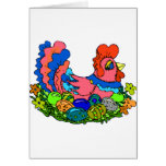 CHICK IN BASKET CARDS