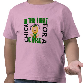Chick In The Fight Cerebral Palsy Shirt