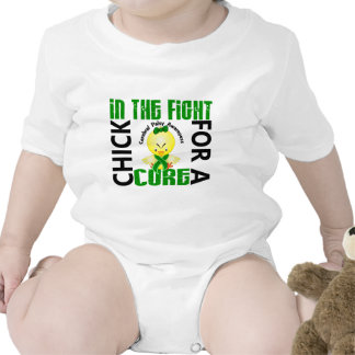 Chick In The Fight Cerebral Palsy T Shirts