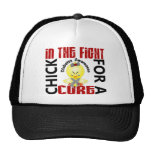 Chick In The Fight Diabetes Trucker Hat
