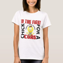 Chick In The Fight Parkinson's Disease T-Shirt