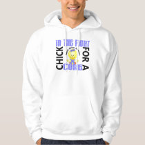 Chick In The Fight Thyroid Disease Hoodie