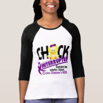 Chick Interrupted 2 Crohn's Disease T-Shirt