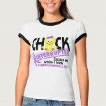 Chick Interrupted 2 Hodgkin's Lymphoma T Shirt