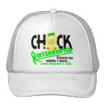Chick Interrupted 2 Lyme Disease Hat