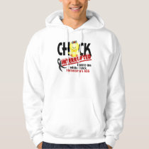 Chick Interrupted 2 Melanoma Hoodie