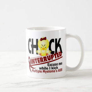 Chick Interrupted 2 Multiple Myeloma Classic White Coffee Mug
