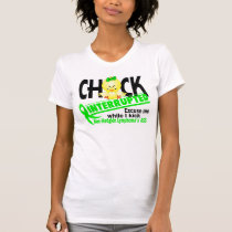 Chick Interrupted 2 Non-Hodgkin's Lymphoma T-Shirt