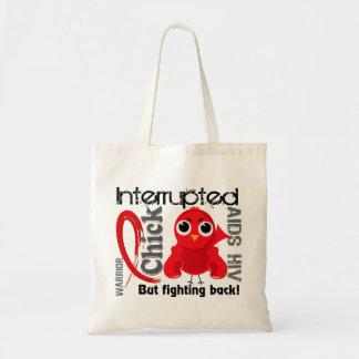 Chick Interrupted 3 AIDS Bag