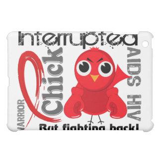 Chick Interrupted 3 AIDS iPad Mini Cases