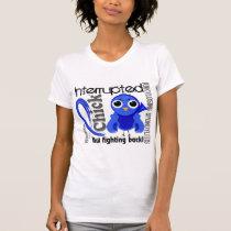 Chick Interrupted 3 Ankylosing Spondylitis T-Shirt