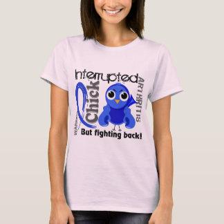 Chick Interrupted 3 Arthritis T-Shirt