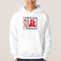 Chick Interrupted 3 Blood Cancer Hoodie