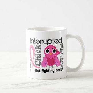 Chick Interrupted 3 Breast Cancer Mug