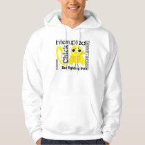 Chick Interrupted 3 Endometriosis Hoodie